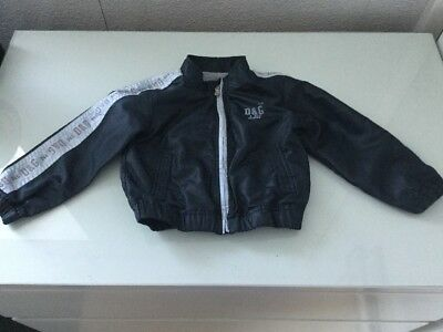 D&G Baby Boy Jacket 12-18 Months Dolce And Gabbana Excellent Condition
