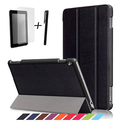 High Quality Slim Smart Cover Case Stand for Huawei MediaPad M3 Lite 10 Tablet