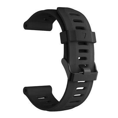 26mm Quick Silicone Quick Install Band Wrist Strap For Garmin Fenix 3 5X  Watch