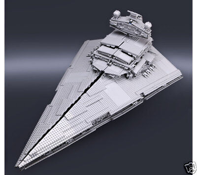 Star Wars Imperial Star Destroyer 3250 Pcs - 10030 Compatible - (FREE SHIPPING)