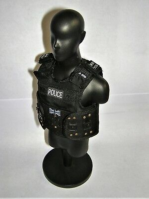 Modeling Toys 1/6th Scale British Metropolitan Police Sergeant's Body Armour