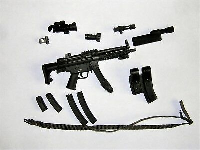 Modeling Toys 1/6th Scale Metropolitan Police Sergeant's MP5A5A & Accessories