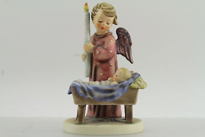 "Vintage Hummel Goebel Figurine No.194 ""Watchful Angel"" Trade Mark 7 1991-2000"