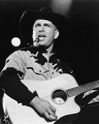 1994 American Singer GARTH BROOKS Glossy 8x10 Photo Country Music Print Poster
