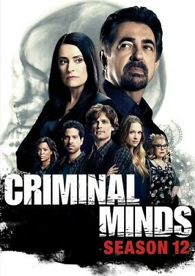 Criminal Minds: The Twelfth Season [New DVD] Boxed Set, Dolby, Slipsleeve Pack