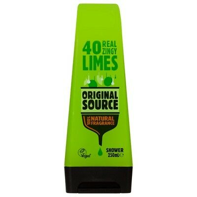 Original Source Shower Gel Lime 250ML NEW Cincotta Chemist