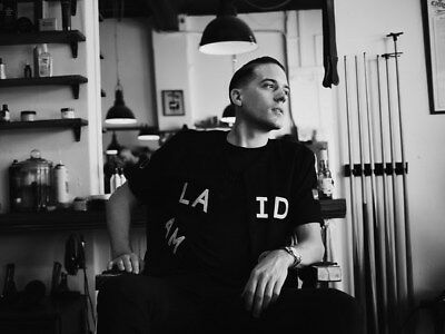 "033 G Eazy - American Rap HipHop Star 32""x24"" Poster"