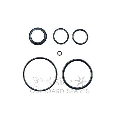 A New Evinrude Johnson Trim & Tilt Seal Kit for 70hp to 235hp Outboard (#174003)
