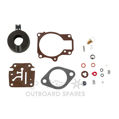 A New Evinrude Johnson Carburettor Kit for 18hp to 70hp Outboard (Part # 396701)