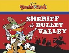 Sheriff of Bullet Valley - NEW - 9781606998205 by Barks, Carl
