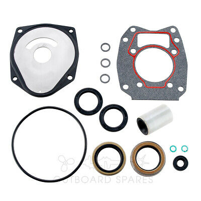 A New Mercury Mariner Lower Unit Seal Kit for 40hp to 125hp Outboard #26-43035A4