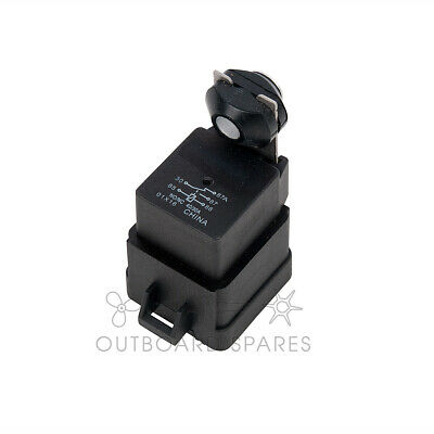 A New Mercury Mariner Trim Relay for 30hp to 250hp Outboard (Part # 882751A1)