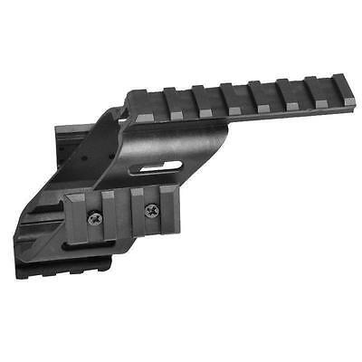 Hunting Accessories Tactical Pistol Scope Sight Laser Light Mount With Quad 20MM