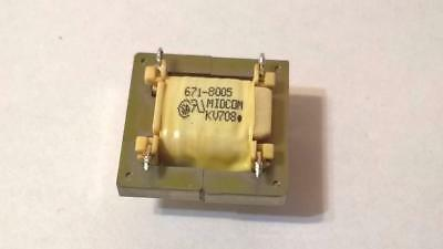 ZL37 Lot of 5 pcs Midcom 671-8005 Modem Coupling Transformer Low Profile 4-Pin