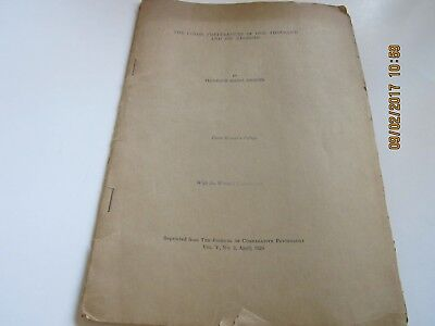 The Color Preferences Of One Thousand And Six Negroes by Florence Mercer 1925