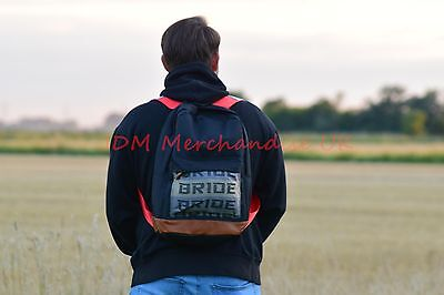 JDM RED Bride Style Harness Backpack bag UK STOCK High quality