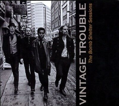 The Bomb Shelter Sessions [Digipak] by Vintage Trouble.