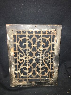 "1920's 13 1/2"" Vent Cover"