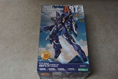 ART-1 Full Action Plastic Kit 1/144 Scale Kotobukiya Super Robot Wars OG