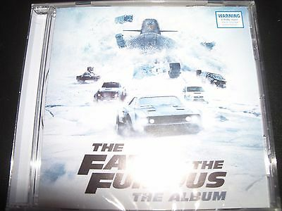 the album various artists fast furious 8 cd sealed new cad picclick ca. Black Bedroom Furniture Sets. Home Design Ideas