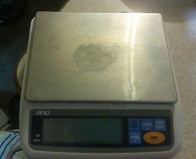 A&D Counting is not Legal For Trade Jewelry Weighing Digital Scale AND