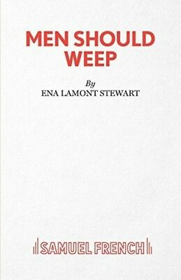 Men Should Weep (Acting Edition) (Paperback)
