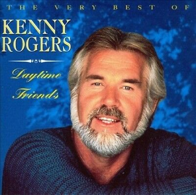Daytime Friends: Very Best of Kenny Rogers by Kenny Rogers.