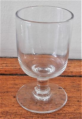 Victorian-Edwardian CUSTARD CUP or JELLY GLASS Hand Made