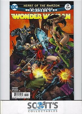 Wonder Woman  #29  New  (Bagged & Boarded)