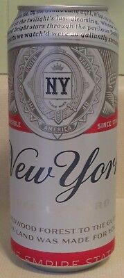 Budweiser 16oz. New York State Can *Limited* Empty B/O