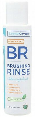 3 X ESSENTIAL OXYGEN Brushing Rinse - 88ml