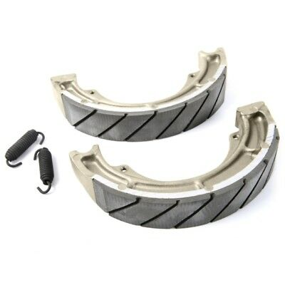 "Carbon graphite EBC  ""G"" Grooved Brake Shoes  Part# 629G"