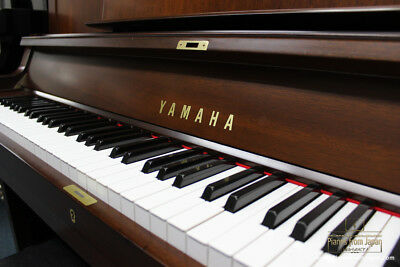 Yamaha W102 -  YOUR MONEY GOES FURTHER HERE. ALL PIANO, NOT EXPENSIVE OVERHEADS