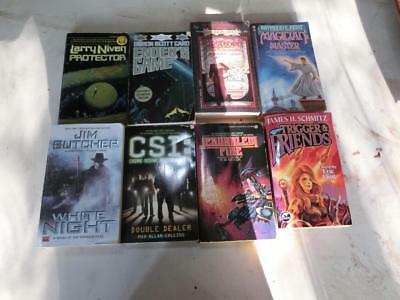 Lot of 68 Science Fiction Fantasy Books PBs Sci-Fi