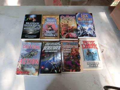 Lot of 87 Science Fiction Fantasy Books PBs Sci-Fi