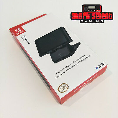 New HORI Nintendo Switch Compact Play Stand Accessory | Aus Seller + FREE POST