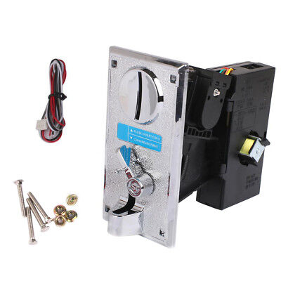 CPU Coin Acceptor Coin Selector Game Part for Arcade Vending Machine Well