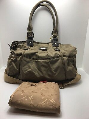 Storksak 'Olivia' Nylon Diaper Bag (MSRP$210)x