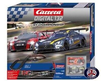 Carrera Digital 132 Gt Chanpionship Wireless Set
