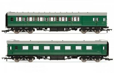 Hornby R4534D Br Pull-Push Coach Pack New In Box