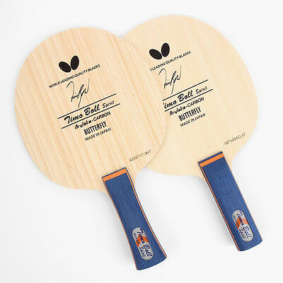 Butterfly Timo Boll Spirit Blade Shakehand (ST/FL)Table Tennis Paddles Ping Pong