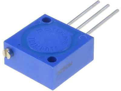3250W-1-102 Potentiometer vertikale montage, multiturn 1kΩ 1W THT, BOURNS