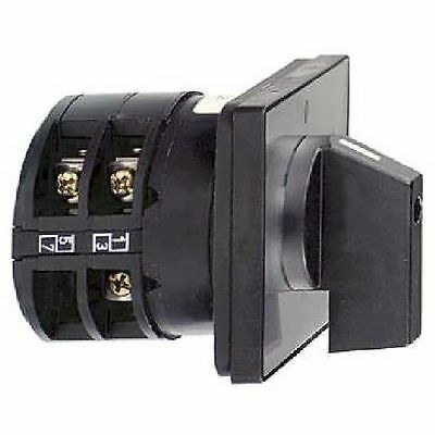 K30F013UP Rotary Cam Changeover Switch