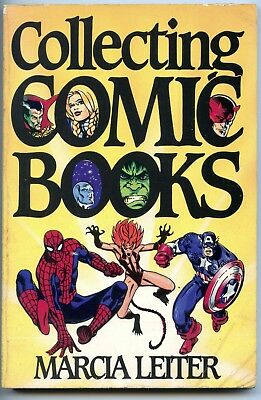 Collecting Comic Books: Marcia Leiter. First Printing Paperback