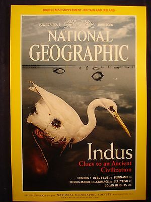 National Geographic - June 2000 - Indus