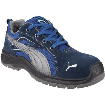 Puma Safety Footwear Mens Omni Sky Low Lace up S1 Safety Shoes