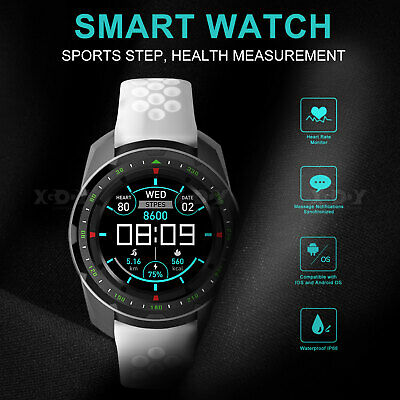 Waterproof Bluetooth Smart Watch SIM GSM Activity Phone For Android iPhone XS 7