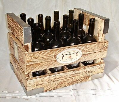 Caja De Vino New-Retro Cabernet California