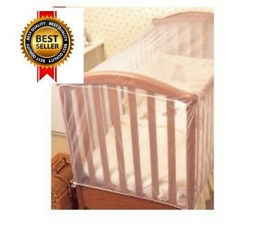 Clippasafe Cot Insect Net NEW