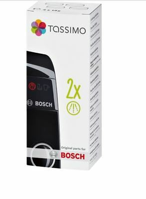 Genuine Bosch TCZ6004 Tassimo Coffee Descaling Cleaning Tablets 311530